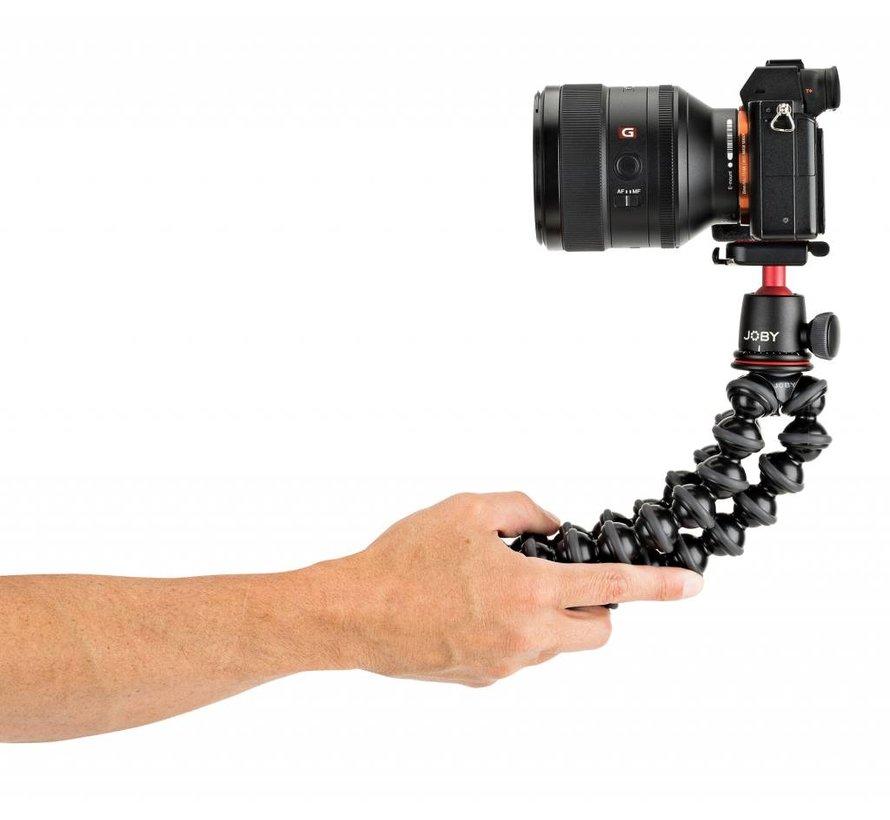 Joby GorillaPod 3K pro Kit inclusief balhoofd