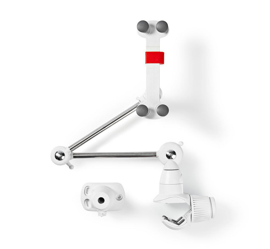 Tablet- en smartphone-houder | opvouwbare arm | 10 - 30,5 cm | Full Motion
