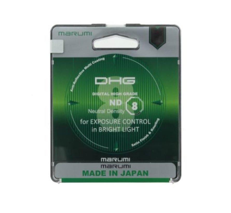 Marumi Grijs Filter DHG ND8 52 mm