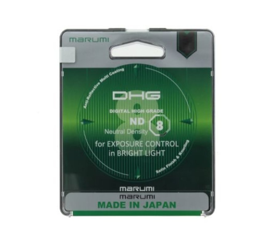 Marumi Grijs Filter DHG ND64 52 mm