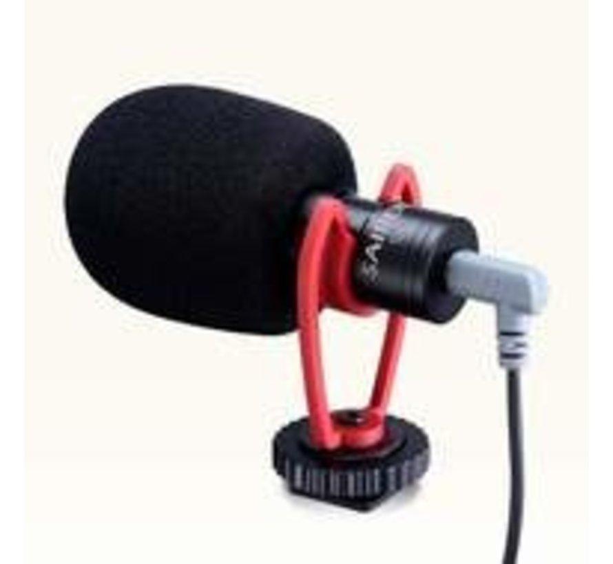 Ulanzi SAIREN Q1 Vlog Video Microphone