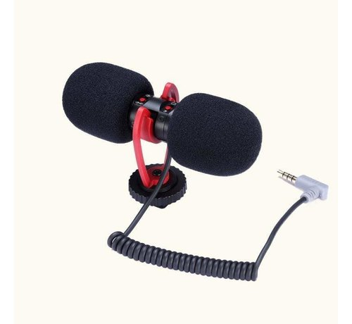 Ulanzi Ulanzi SAIREN T Mic Dual-Head Microphone