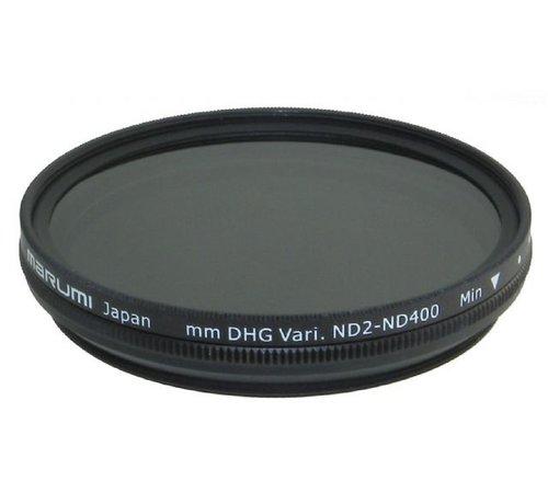 Marumi Marumi Grijs Variabel Filter DHG ND2-ND400 52 mm