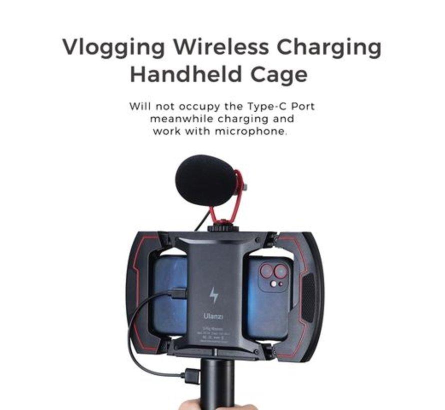 Ulanzi U-Rig Lite wireless charging rig