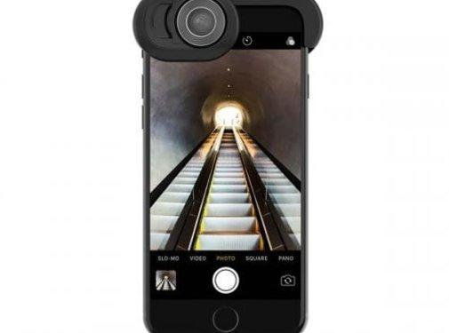 olloclip olloclip iPhone SE 2020 / 8 / 7 Fisheye + Super-Wide + Macro
