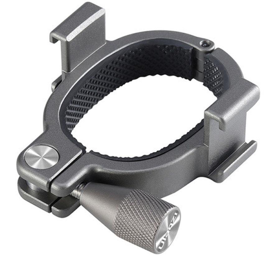 Ulanzi UURig R037 dual cold shoe bracket for DJI Osmo Mobile 3