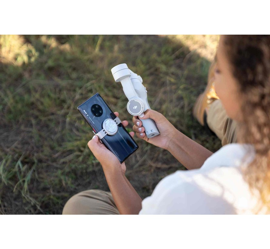DJI Osmo OM4 smartphone gimbal (Osmo mobile 4)