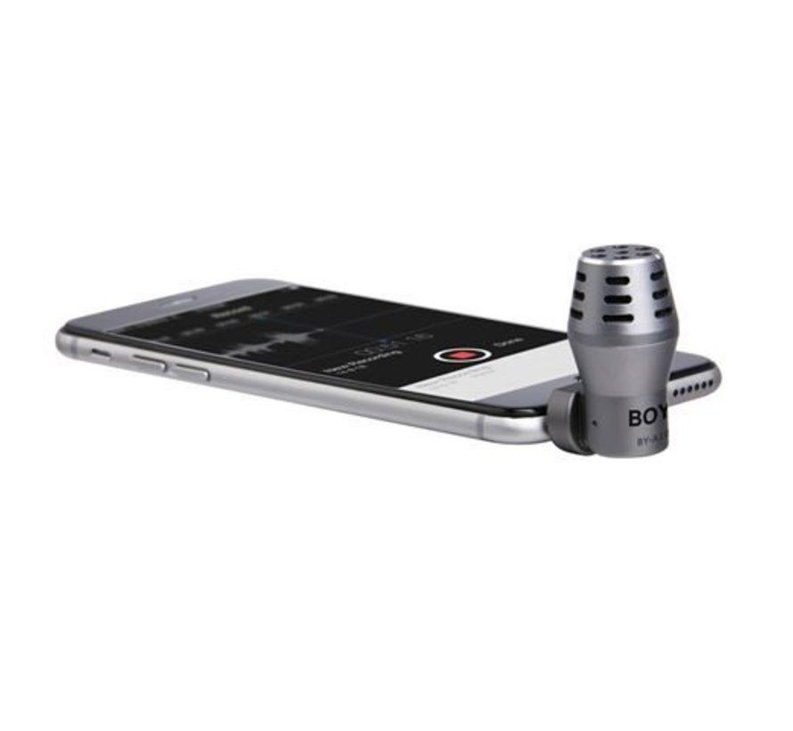 Boya BY-A100 (3,5mm aansluiting)