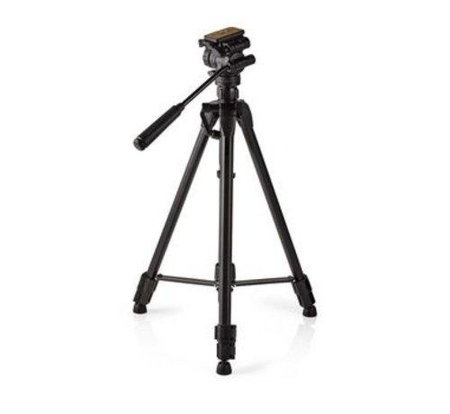 Nedis Statief | Pan & Tilt | Max. 3 kg | 160 cm | Zwart