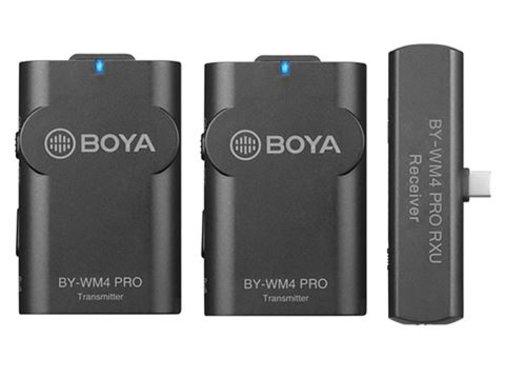 Boya Boya BY-WM4 Pro-K6 draadloze microfoon - USB-C