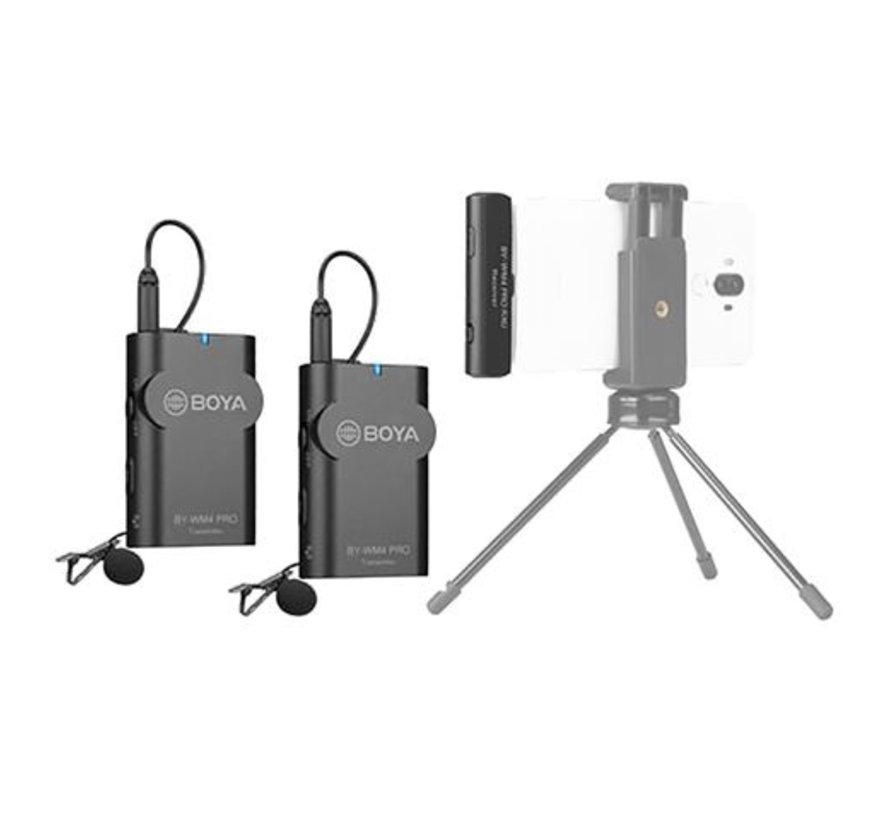 Boya BY-WM4 Pro-K6 draadloze microfoon - USB-C