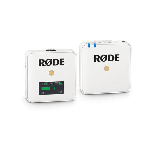 RODE RODE Wireless GO + Lavalier Go  + SC7 bundel - Wit