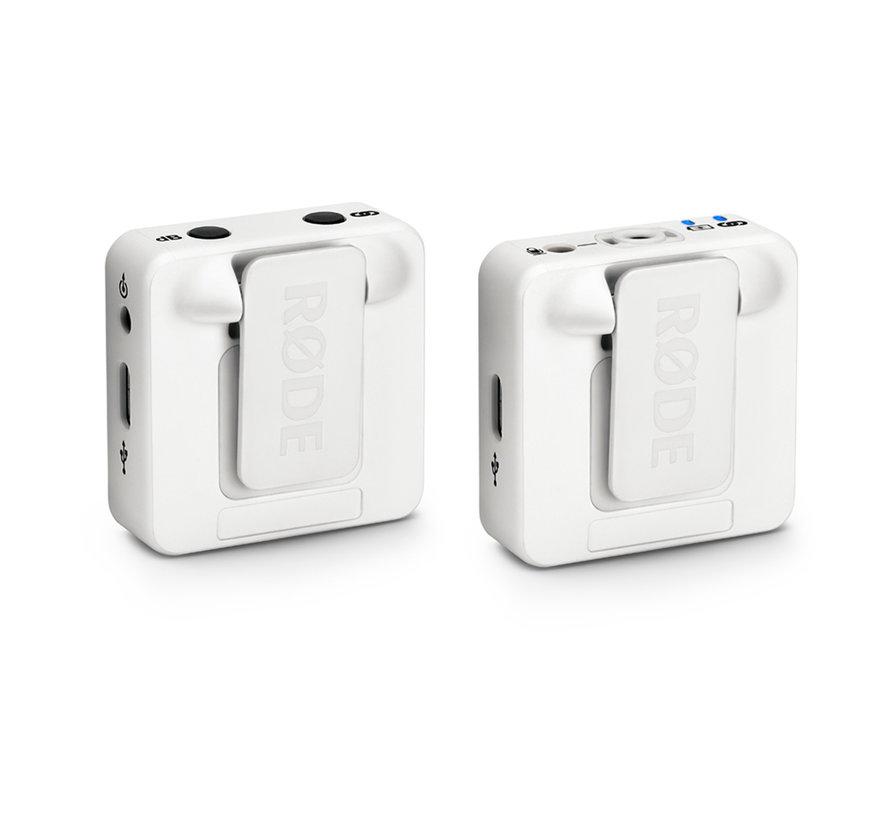 RODE Wireless GO + Lavalier Go  + SC7 bundel - Wit