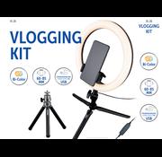 Samengesteld door specialisten Vlogging Kit VL-26