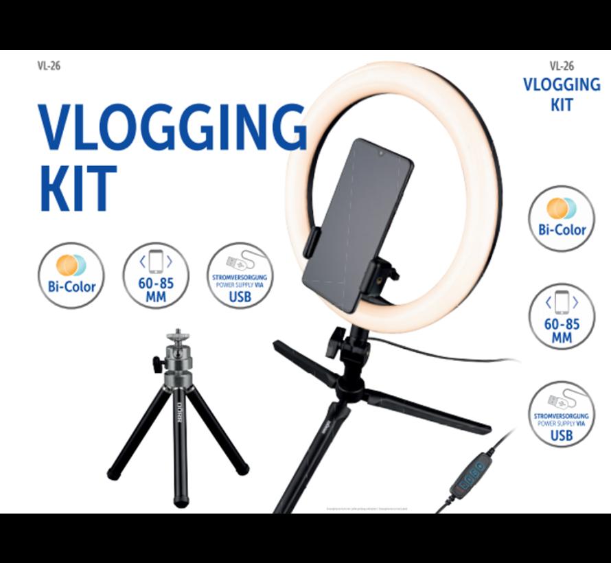 Vlogging Kit VL-26