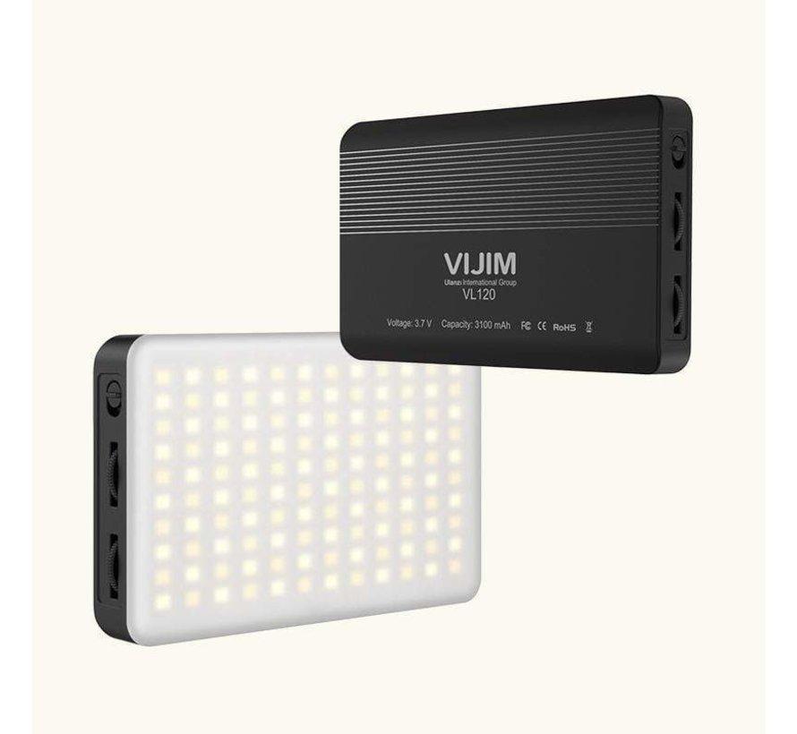 Ulanzi Vijim VL120 Bi-color led lamp