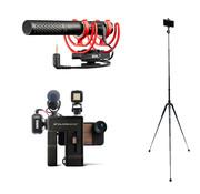 Samengesteld door specialisten Zakelijk in beeld Pro bundel - on-camera
