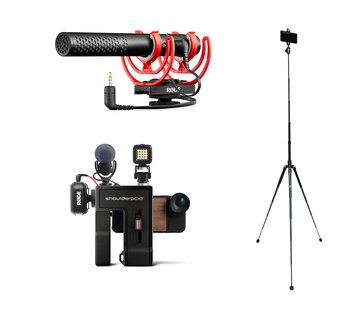Zakelijk in beeld Zakelijk in beeld Pro bundel - on-camera