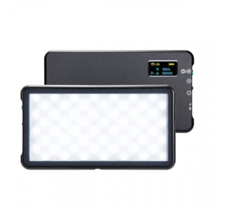 Lume Cube Panel GO Bi-Color LED voor foto en video