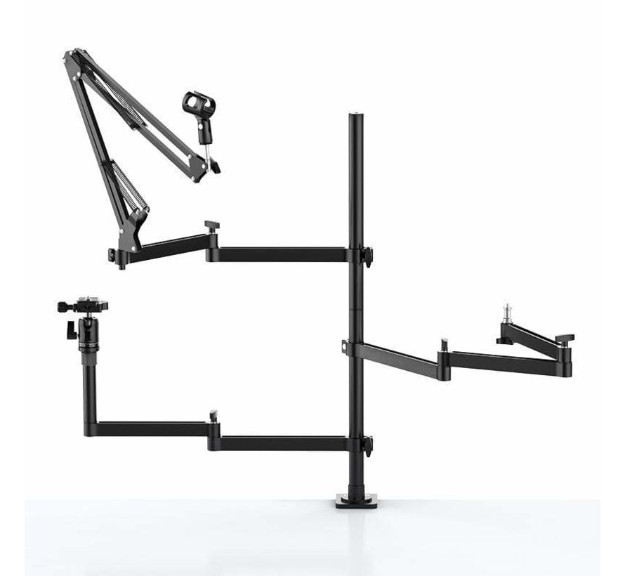 UURig Table-Top Universal Live Broadcast Stand