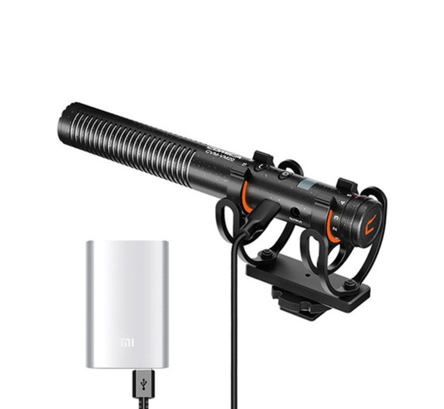Comica CVM-VM20 richtmicrofoon