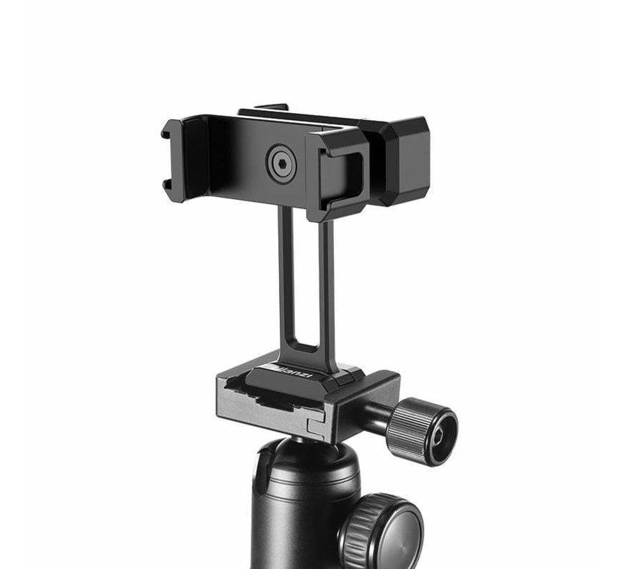 Ulanzi ST-18 dubbele smartphone houder (50-80mm)