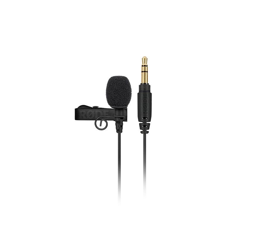 Rode Lavalier GO dasspeldmicrofoon voor smartphones