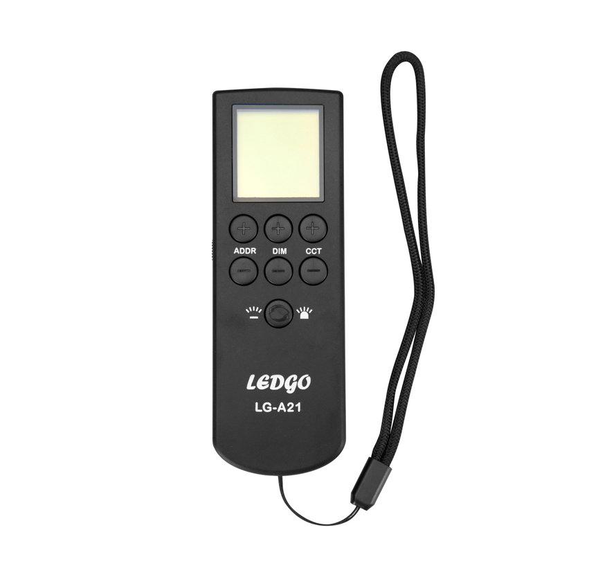 LedGo LG-A21 afstandsbediening voor lampen