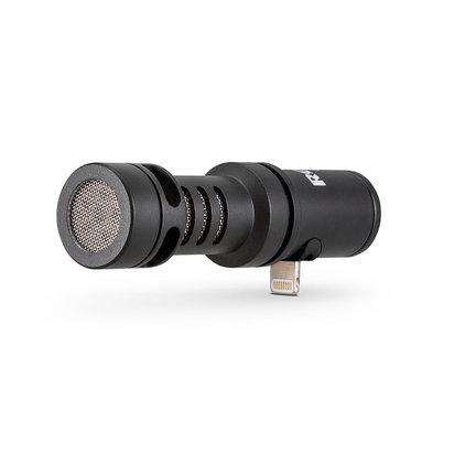Microfoons met Lightning aansluiting