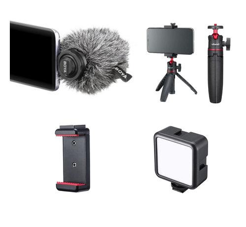 Boya Boya Vlogger kit - USB-C
