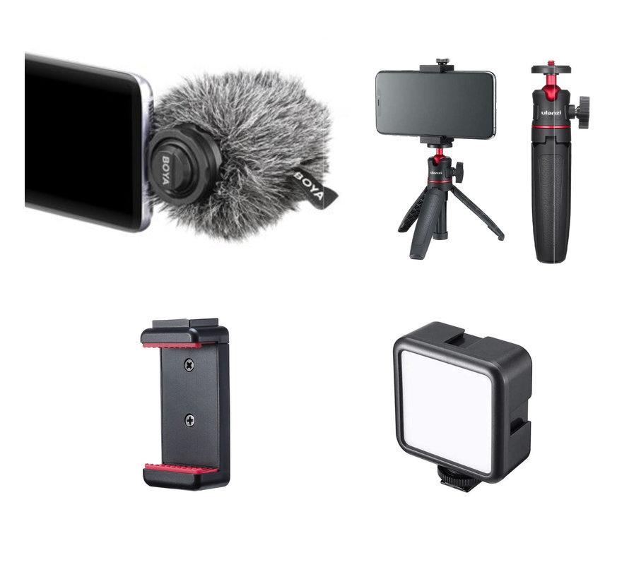 Boya Vlogger kit - USB-C