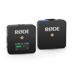 RODE Wireless GO draadloze microfoon set voor smartphone - Zwart