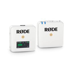 RODE Wireless GO draadloze microfoon set voor smartphone - Wit