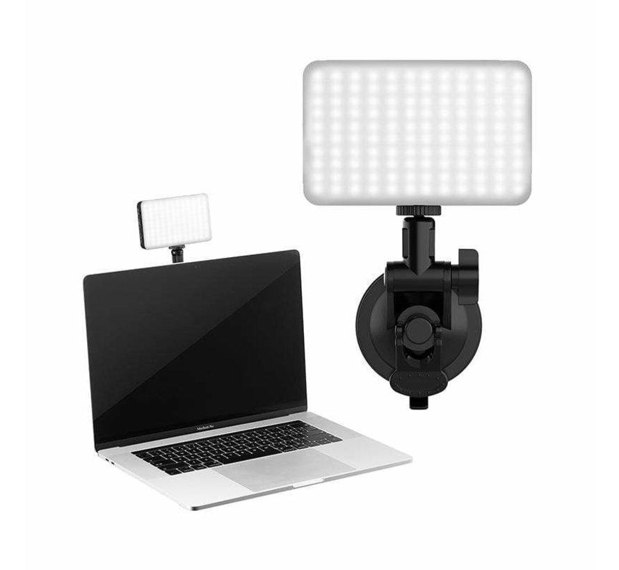 Ulanzi VIJIM VL120 Video Conference kit met zuignap
