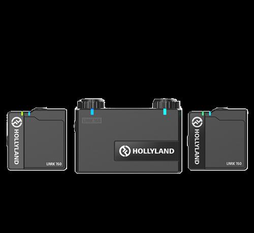 HOLLYLAND HOLLYLAND Lark 150 Duo draadloze microfoon set voor smartphones