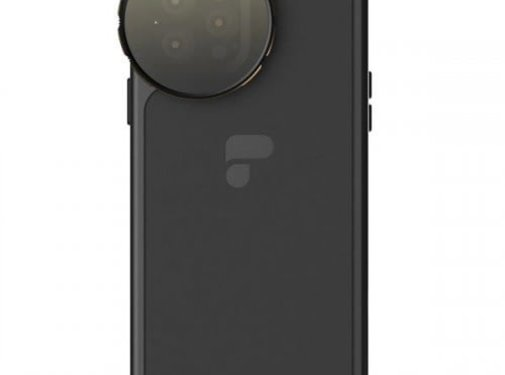 PolarPro LiteChaser iPhone 12 Pro Case - Black