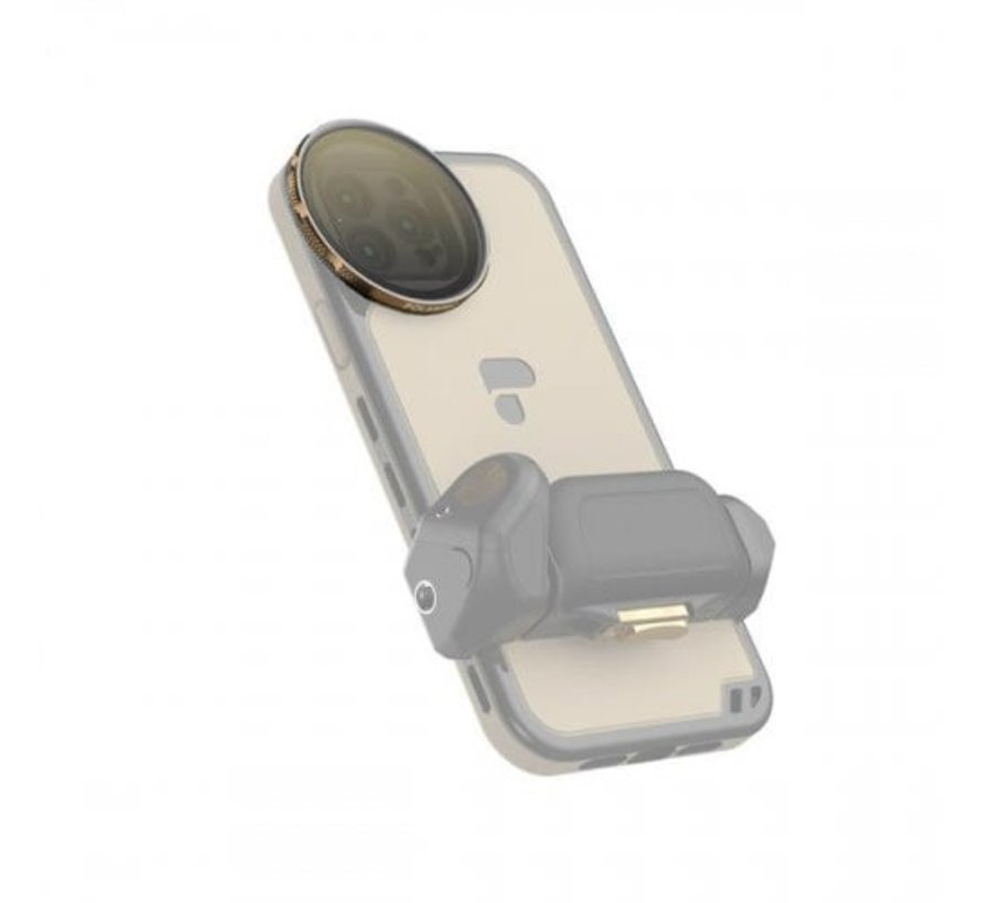 PolarPro LiteChaser Pro 12 Mist Variabel ND filter (3-5 stops)