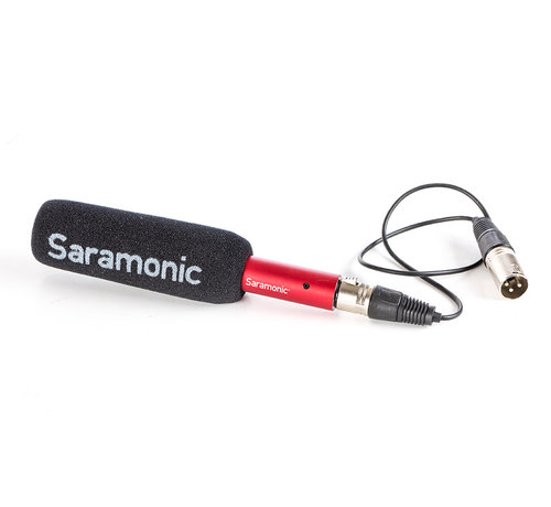 Saramonic Saramonic Compacte XLR Shotgun Microfoon SR-NV5