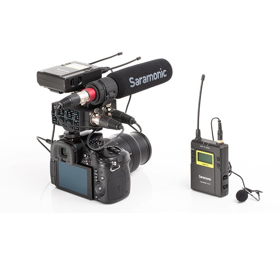 Saramonic Compacte XLR Shotgun Microfoon SR-NV5