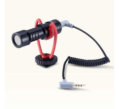 Ulanzi SAIREN SAIREN VM-Q1 richtmicrofoon voor smartphone en camera