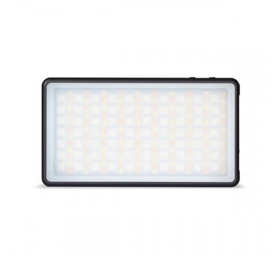 Leofoto FL-L190RGB LED-paneel voor foto en video