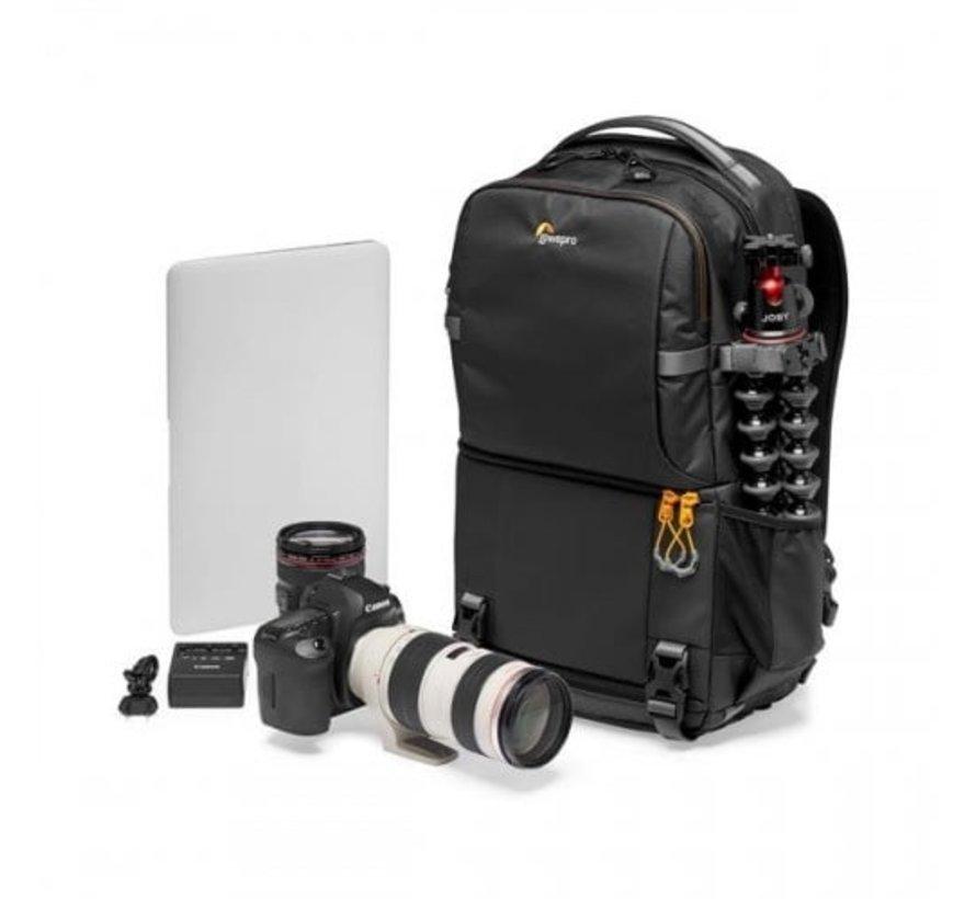 Lowepro Fastpack BP 250 AW III Camerarugzak Black