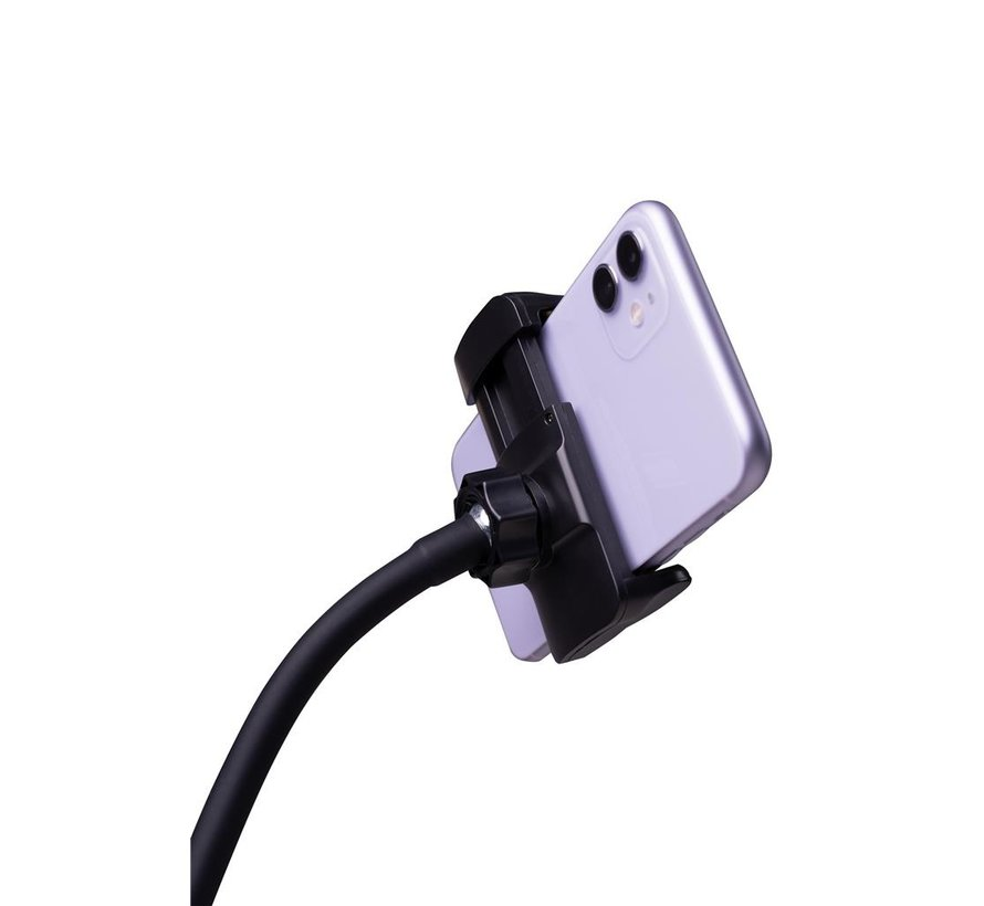 SLR-12 dual Bi-color selfie ring licht