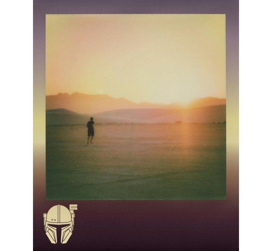 Polaroid instant film I-type - Mandalorian