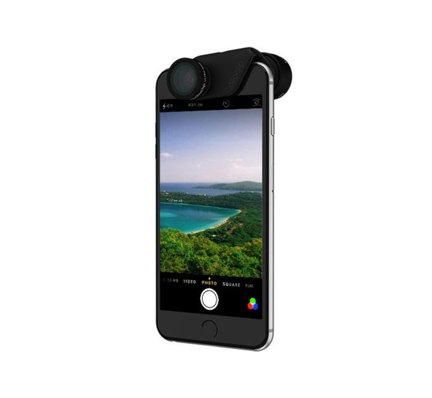 olloclip Active lens voor iPhone 6/6s en iPhone 6/6s plus