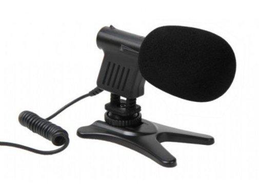 Boya Boya Stereo Video Condenser Microfoon BY-VM01