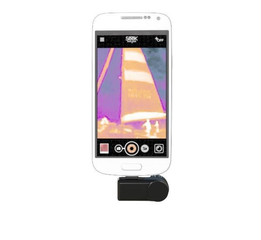 Seek Thermal Compact voor Android (Micro-USB)