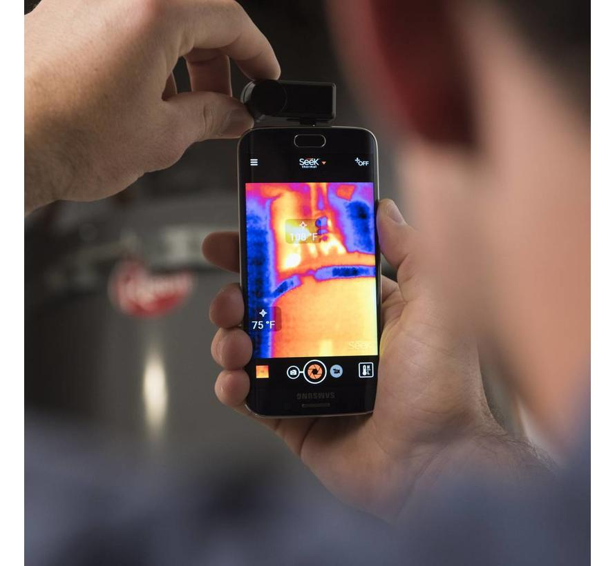 Seek Thermal Compact XR voor iPhone