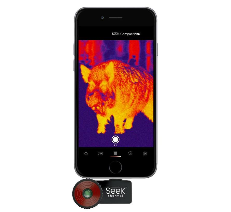 Seek Thermal Compact PRO Android FastFrame (Micro-USB)