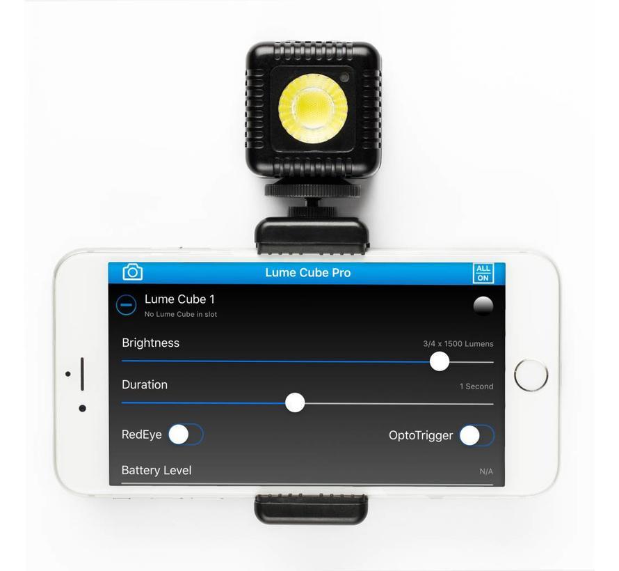 LumeCube Smartphone Mount (zonder Lumecube)